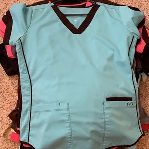 Nursing scrub set (top/bottom)